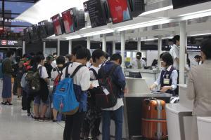 『H29成田空港出発3』の画像