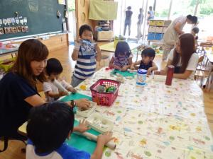 『平成30年度幼稚園児募集イメージ写真』の画像