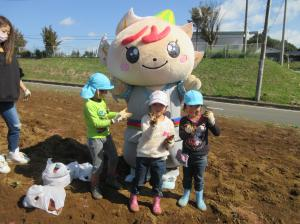 『北浦幼稚園10.18』の画像