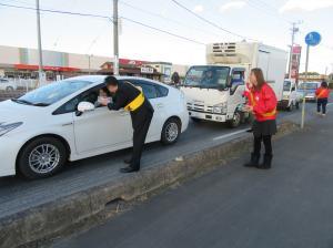 『20171213年末交通事故防止街頭キャンペーン』の画像