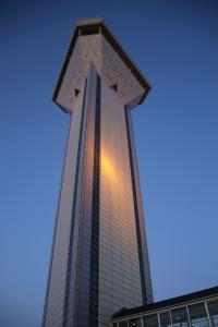『20180101初日の出虹の塔』の画像