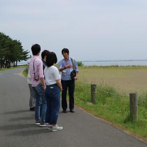 『霞ヶ浦堤防』の画像