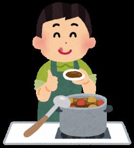 『パパの料理教室』の画像