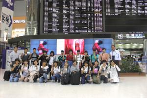 『2018海外派遣成田空港』の画像