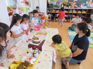 『31年幼稚園募集イメージ画像』の画像