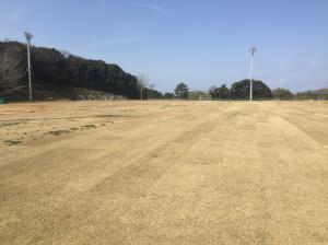 『麻生運動場多目的グラウンド完成後写真2』の画像