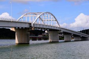 『『【FC】鹿行大橋』の画像』の画像