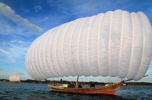 『帆引き船2』の画像