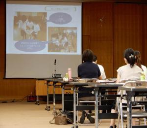 水内 幸惠先生の講話(2)