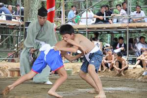 化蘇沼稲荷神社夏祭り2