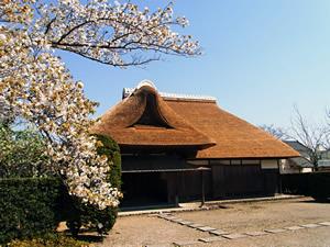 麻生藩家老屋敷1