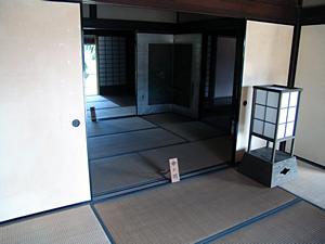 麻生藩家老屋敷2