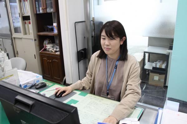 職員採用試験先輩メッセージ(藤田)