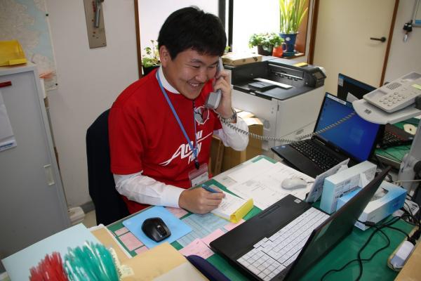 職員採用試験先輩メッセージ(関口)