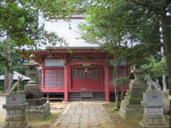 化蘇沼稲荷神社