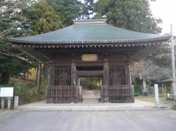 西蓮寺仁王門