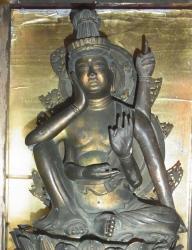 観音寺 如意輪観音坐像