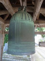 宝幢院 銅鐘