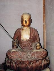 花蔵院 地蔵菩薩坐像