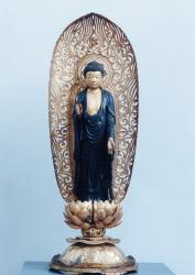 萬福寺 木造阿弥陀如来立像