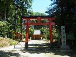 木崎城跡(香取神社)