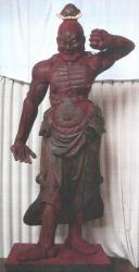 万福寺 仁王像 阿形