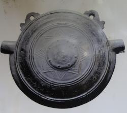 大宮神社 鰐口