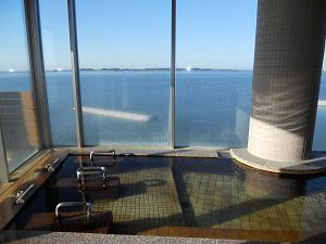 『白帆の湯浴室』の画像