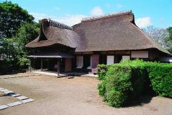 麻生藩家老屋敷